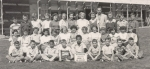 Mr. Snyder's 5th grade class Washington Elementary 1953-54:Back Row Lt.-Rt. Gene Fallert,Don Boldridge,Charles Sandall,